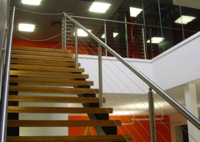 Stairs and Handrail 2s